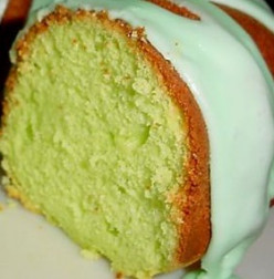 Florida Key Lime Cake