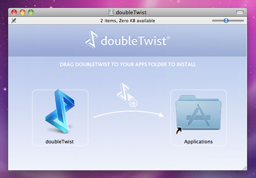 The doubleTwist app for Mac allows you to sync iTunes to android phone