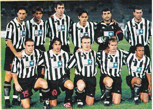 Juventus in 1998