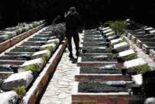 Yom Kippur War Military Cemetery