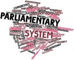 essay on parliamentary form of government in india Indian constitution, which came into effect from 26th jan 1952, provides a parliamentary form of government which is federal in structure with certain unitary features.