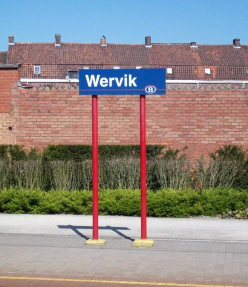 Wervik station