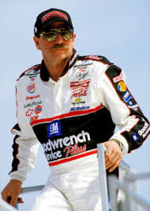 Dale Earnhardt earned his place among the sports great before he died tragically doing what he loved in 2001.