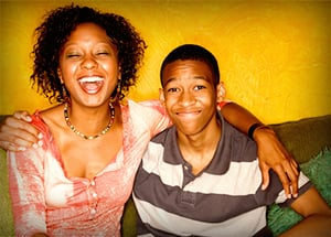 Parents have a lot to do with self esteem in their children.