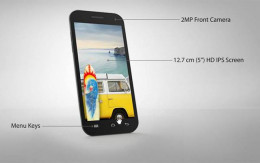 The Micromax Canvas HD A116 (features)