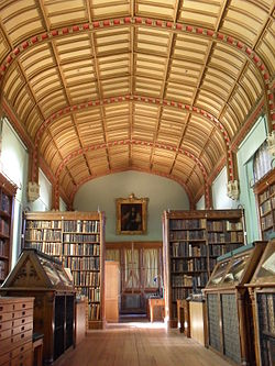Parker Library, Corpus Christi