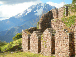 "Cusco: ""Machu Qolqa"""
