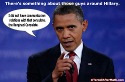 The Benghazi Lies Continue And Al Qaeda Is Being Defeated