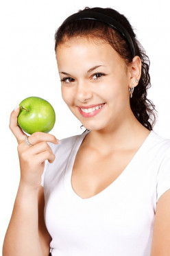 Make healthy eating habits a part of your lifestyle.