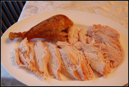 Turkey makes a healthy meal addition year round.
