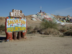 Saving Salvation Mountain