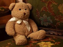 Photographing Lovable, Huggable Teddy Bears