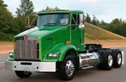LPG truck