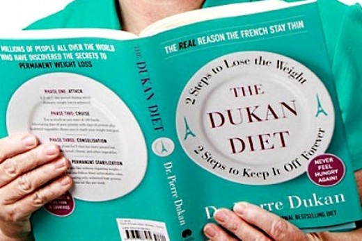 Dukan Diet has been very popular