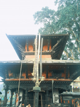 Pagoda Style Temple: Pagoda temple design is endemic to Nepal