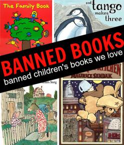 Banned Children's Books