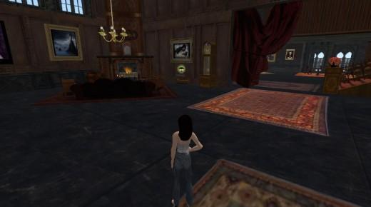 Transylvania in Second Life
