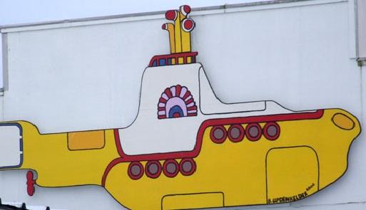 """Yellow Submarine"" Attribution-ShareAlike 2.0 Generic (CC BY-SA 2.0)"