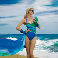 GOTTEX SWIMSUITS | Tel Aviv Beach