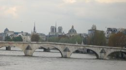From One Side of the Seine to the Other
