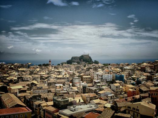 Corfu - Kerkyra