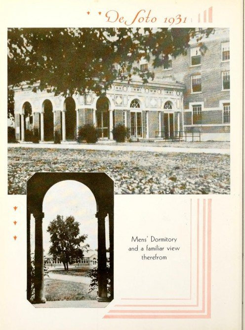 College Yearbook, 1931