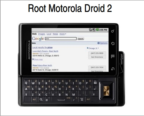 Root Droid 2