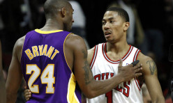 Derrick Rose Should Start Recruiting Kobe Bryant Immediately