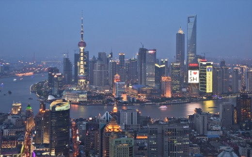 Shanghai, Largest City in China