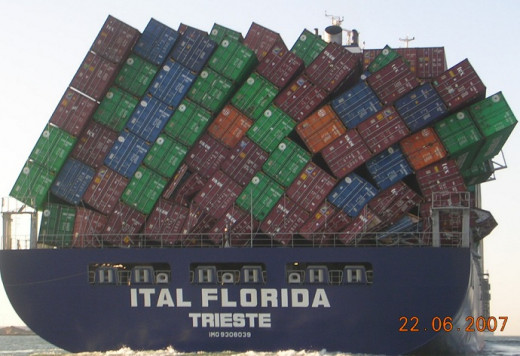 Are your containers collapsing?