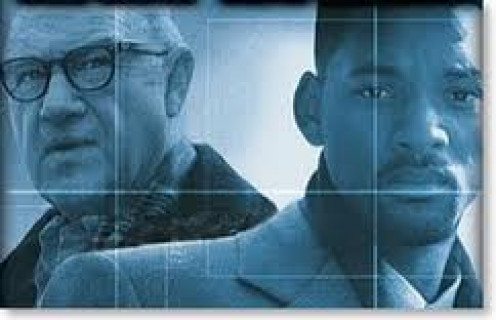 Enemy of the State stars Will Smith and Gene Hackman. This film is deep on many levels and it will keep you guessing.