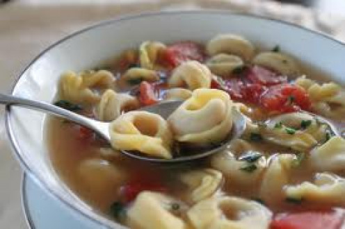 Soup is great for lunch, dinner, snacking and in some cases even when you are sick. Put more or less mushrooms depending on how you like your soup.