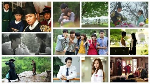 Korean Dramas 2012