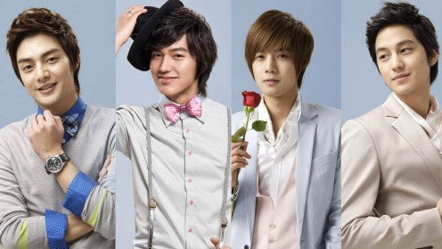 Boys over Flowers (South Korean Drama, 2009)