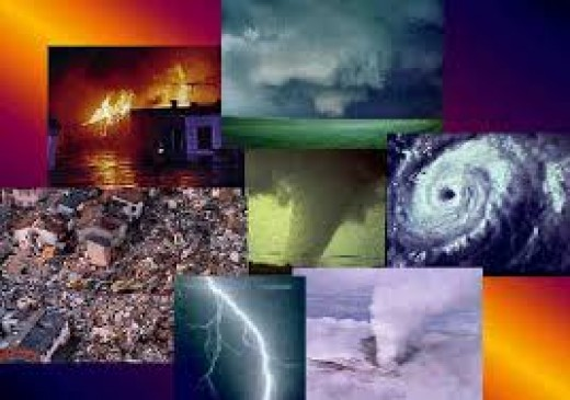 The World's greatest disasters
