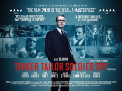 A Review of The Movie Tinker Tinker Soldier Spy...