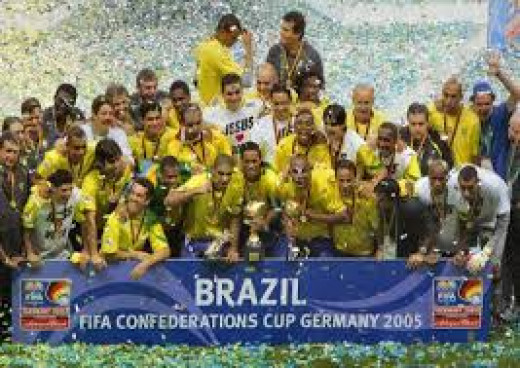 Brazil with the Title