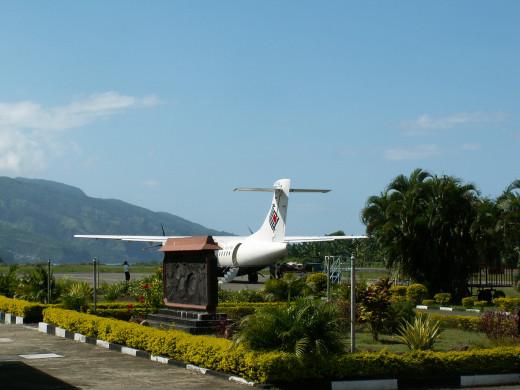 ende airstrip