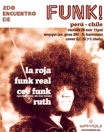 70s Afro Funk