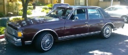 Would You Believe This is a 1978 Chevy Caprice?