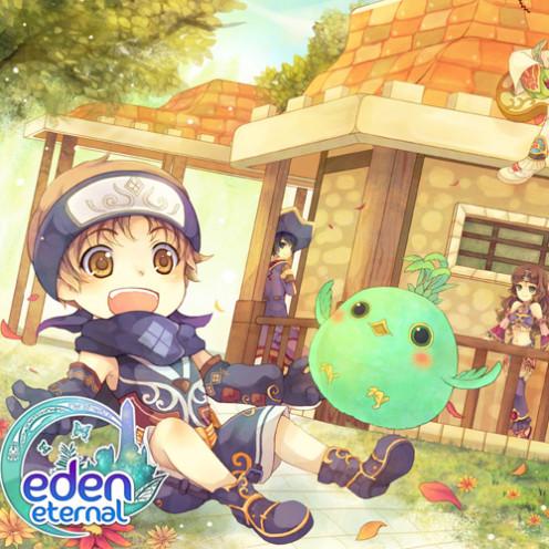Eden Eternal art