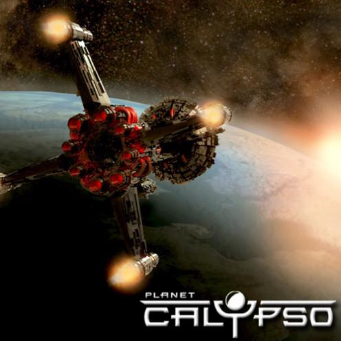 Planet Calypso art