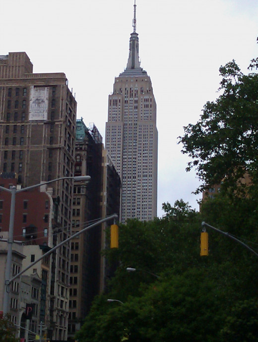 The Empire State Building is recognized the world over as the quintessential New York site.