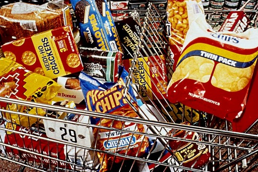 Should unhealthy food be taxed?