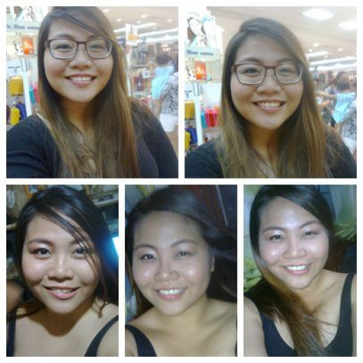 This is me after getting my eyebrows, upper lip, and underarms done at the sugaring salon. FRESH!