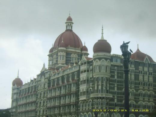 Old is beautiful, The Taj Hotel, Mumbai.