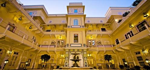 The Raj Palace Hotel, Jaipur, India