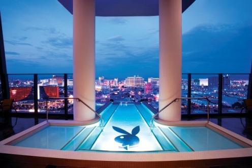 Hugh Hefner Sky Villa Parm  Resorts, Las Vegas, U.S.