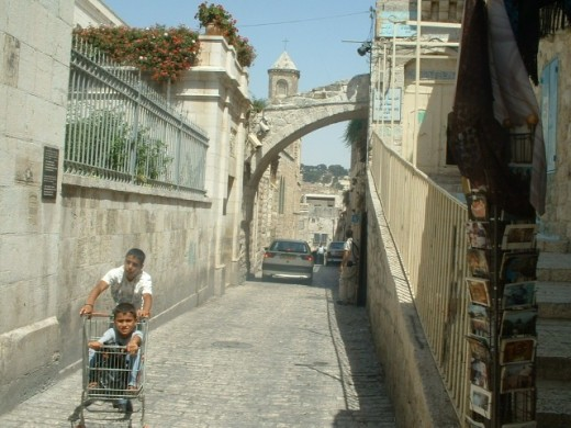 the picture was taken by Reuven in August 2005