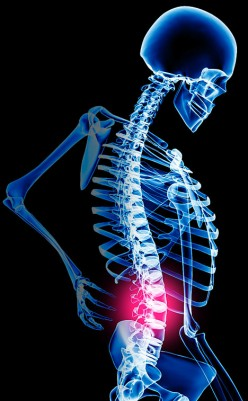 How back pain works? #6 - Sacroiliac Joint Strain
